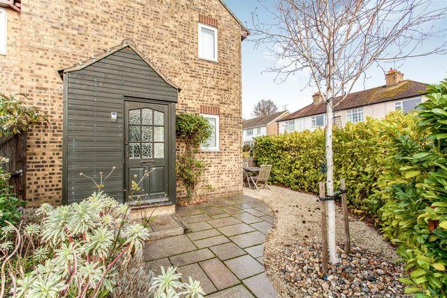 Thumbnail End terrace house for sale in Berwick Way, Sevenoaks