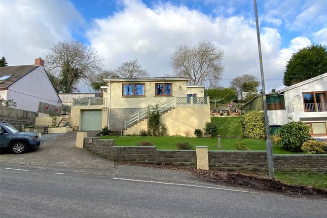 Thumbnail Bungalow for sale in Coombs Road, Milford Haven, Pembrokeshire