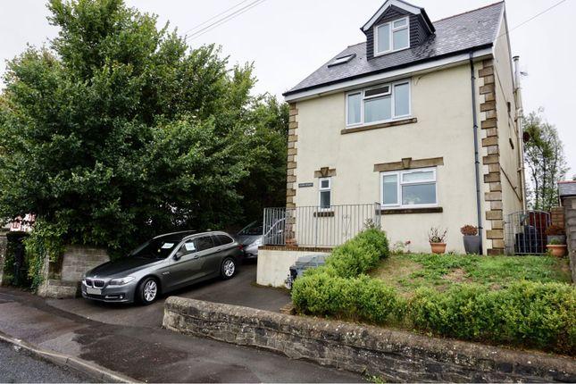 Thumbnail Detached house for sale in Pyle Road, Bridgend