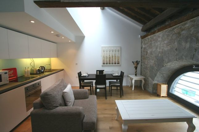 Thumbnail Flat to rent in The Brewhouse, 8 Royal William Yard, Stonehouse