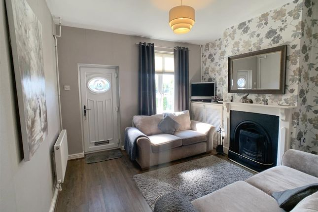 Lounge of Castle View, Stafford ST16