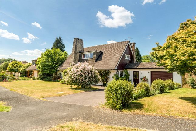 Thumbnail Detached house for sale in Chiltley Way, Liphook, Hampshire