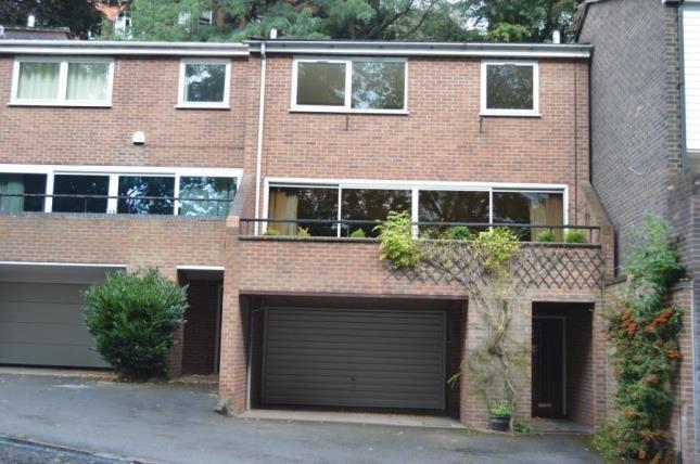 Thumbnail Town house for sale in Tennis Drive, Nottingham, Nottinghamshire