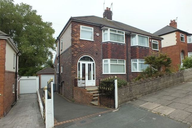 Thumbnail Semi-detached house for sale in Greenbank Road, Tunstall, Stoke On Trent
