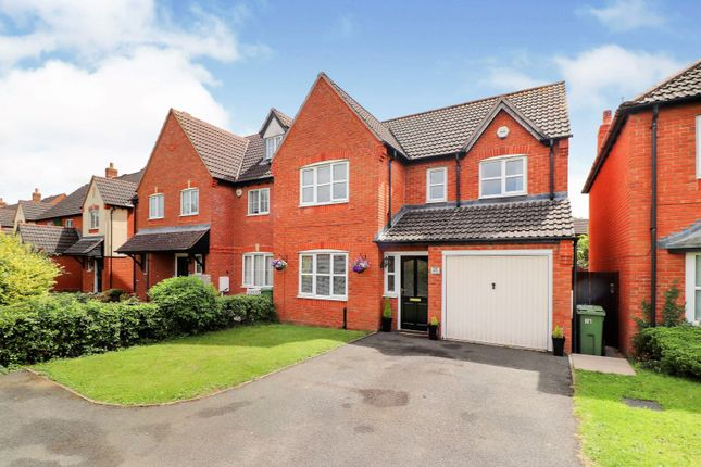 Thumbnail Detached house for sale in Tudor Close, Churchdown, Gloucester