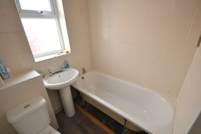 Bathroom of Harp Court, Abergele LL22