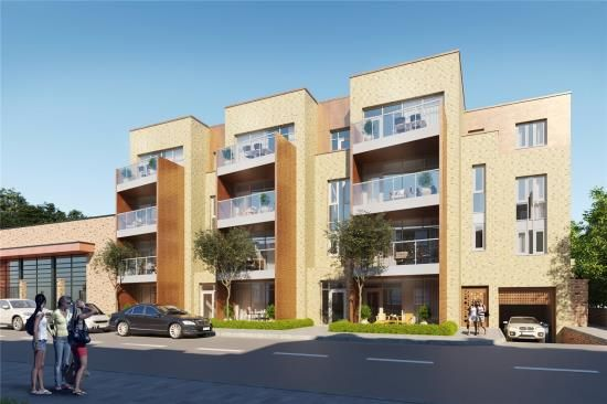 Thumbnail Flat for sale in The Tribeca, Crystal Palace Road, East Dulwich, London