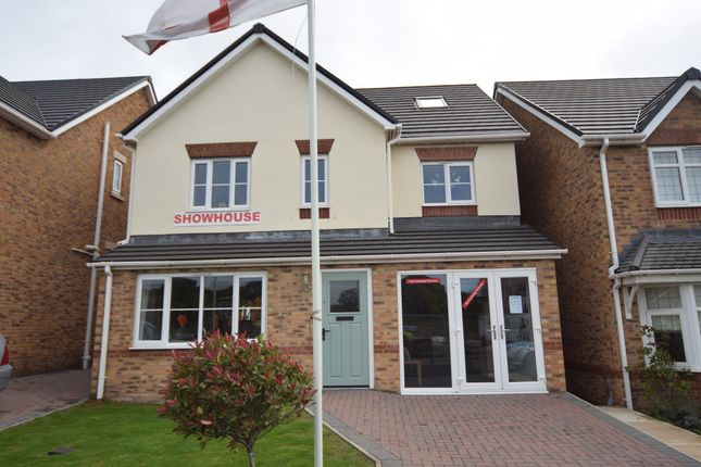 Thumbnail Detached house for sale in The Coniston House Type, Ratings Village Development, Flass Lane North Development, Barrow