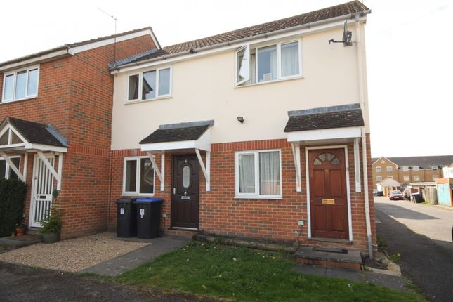 1 bed terraced house to rent in Courtenay Mews, North Road, Woking