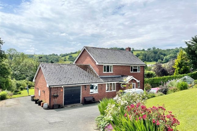 Detached house for sale in Pont Robert, Meifod, Powys