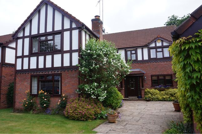 Thumbnail Detached house for sale in Gawer Park, Chester