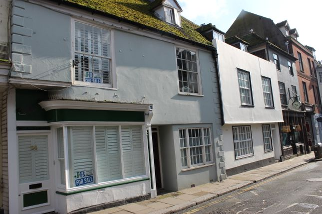 Thumbnail Terraced house for sale in High Street, Hastings