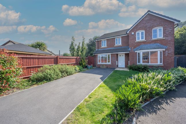 4 bed detached house for sale in Bailey Crescent, Langstone NP18