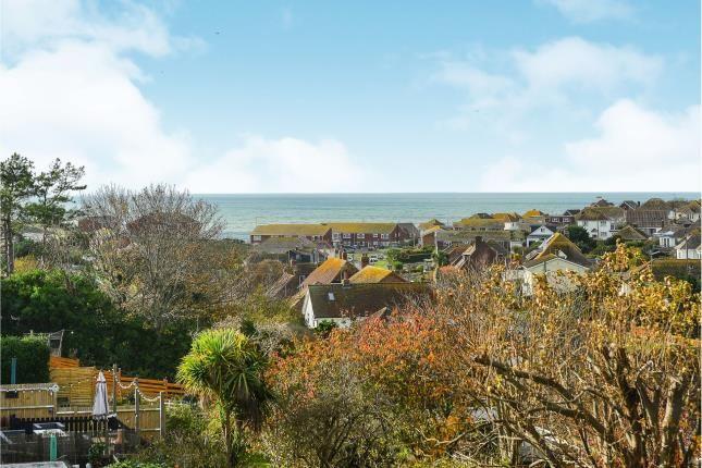 Rear Views of Ashurst Avenue, Saltdean, Brighton, East Sussex BN2