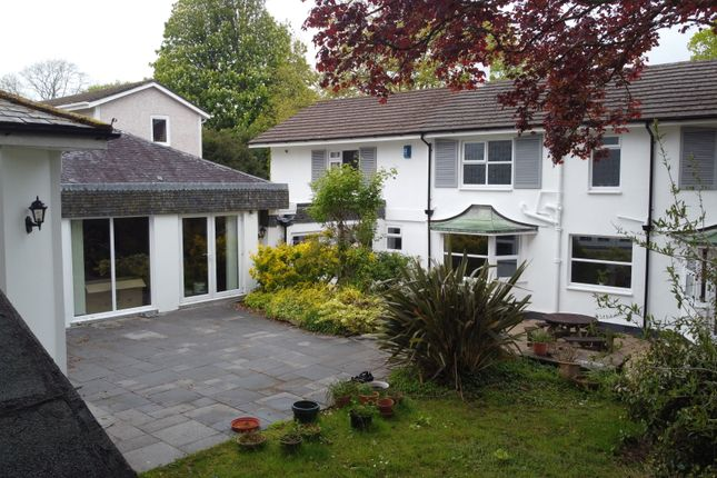 Thumbnail Detached house for sale in Hartley Road, Hartley, Plymouth