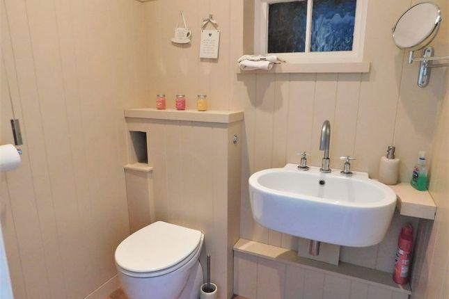 Guest WC of Bridge Close, Weston, Stafford ST18