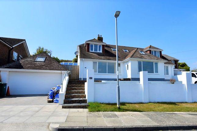 Thumbnail Detached house for sale in Ashdown Avenue, Saltdean