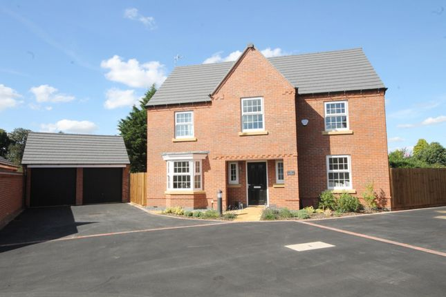 "Thumbnail Detached house for sale in ""Winstone"" at Old Derby Road, Ashbourne"