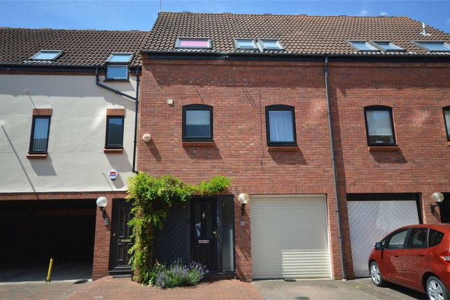 Thumbnail Terraced house for sale in Mulberry Close, Norwich