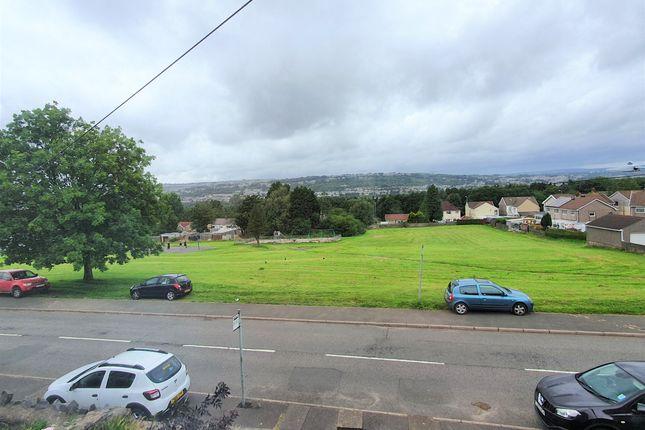 Front View of Mansel Road, Bonymaen, Swansea SA1