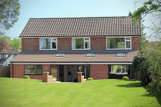 Thumbnail Detached house for sale in Stoneleigh Close, Stoneleigh, Coventry