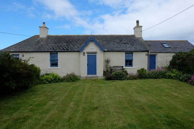 Thumbnail Cottage for sale in Dunnet, Thurso