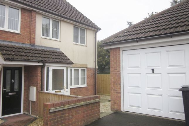 Thumbnail Semi-detached house to rent in Elmleigh, Yeovil