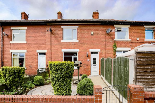 3 bed terraced house to rent in Ribble Avenue, Great Harwood, Blackburn BB6