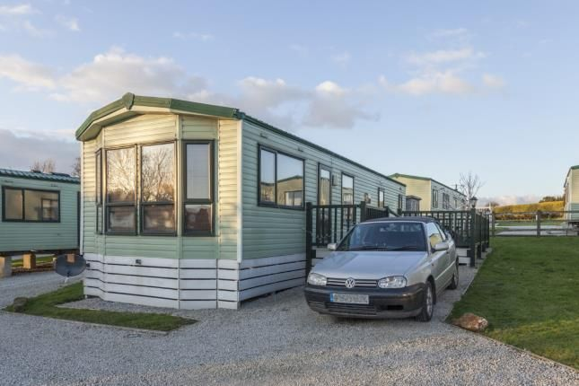 Thumbnail Mobile/park home for sale in Truro, Cornwall