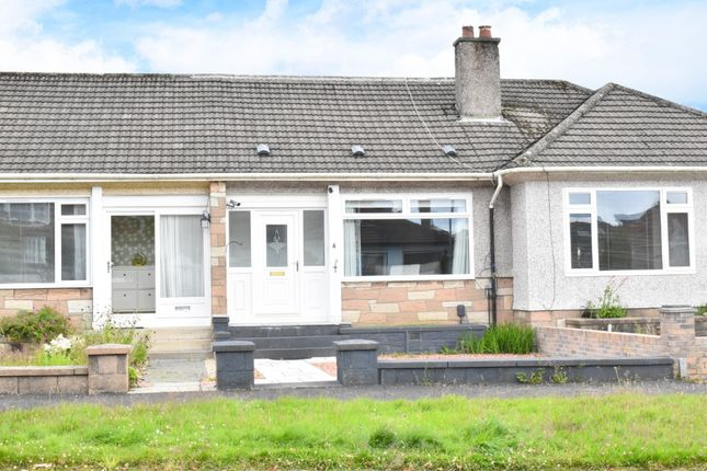 Thumbnail Terraced bungalow for sale in Breadie Drive, Milngavie, East Dunbartonshire