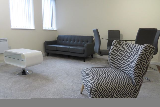 Thumbnail Flat to rent in Walsall