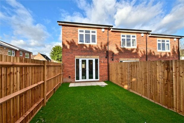 Thumbnail End terrace house for sale in Thorney Lane North, Iver, Buckinghamshire