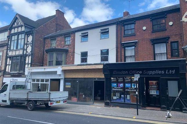 Thumbnail Retail premises to let in 69 Bridge Street, Walsall