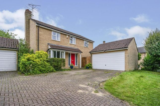 4 bed detached house for sale in Whittlesford, Cambridge, Cambridgeshire CB22
