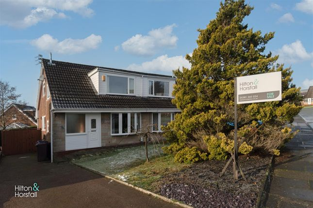 3 bed semi-detached house for sale in Cornholme, Burnley BB10