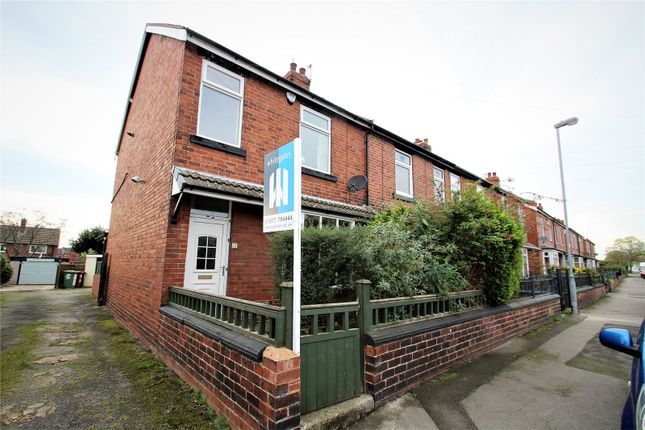 Thumbnail End terrace house to rent in Mount Avenue, Hemsworth