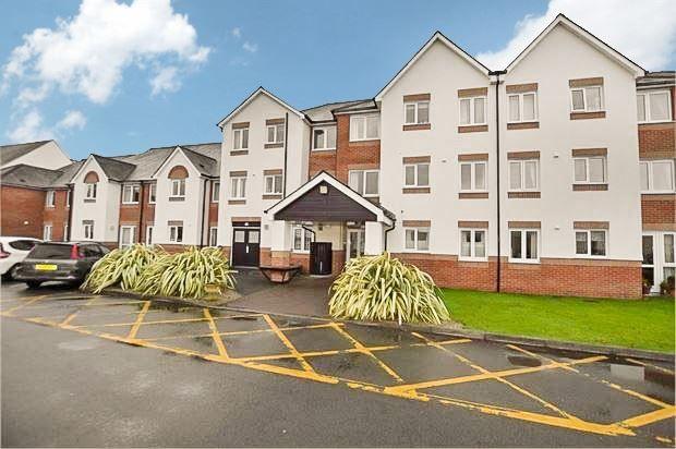 1 bed flat for sale in Marsh Road, Newton Abbot, Devon. TQ12