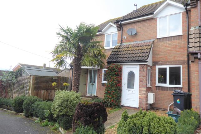 Thumbnail Terraced house to rent in Elm Close, Sturminster Newton
