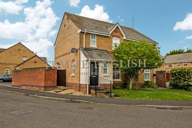 Thumbnail Semi-detached house for sale in Chinook, Highwoods, Colchester