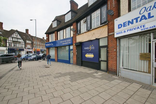 Retail premises to let in Old Oak Common Lane, London