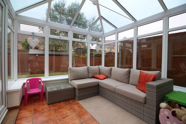 Conservatory 2 of Raymond Fuller Way, Kennington, Ashford TN24