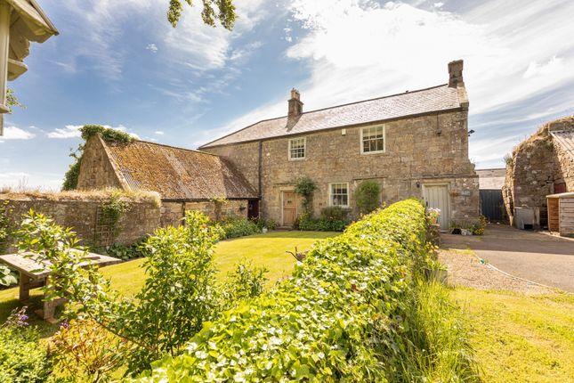 Thumbnail Farmhouse for sale in Fenwick Towers Farmhouse, Fenwick, Matfen, Northumberland