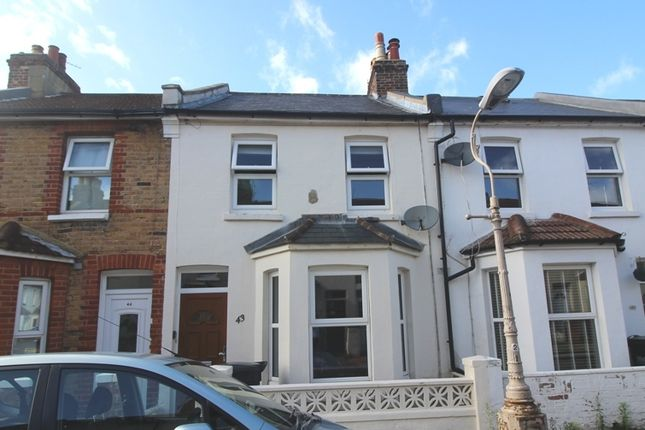 Thumbnail Terraced house for sale in Beltring Road, Eastbourne