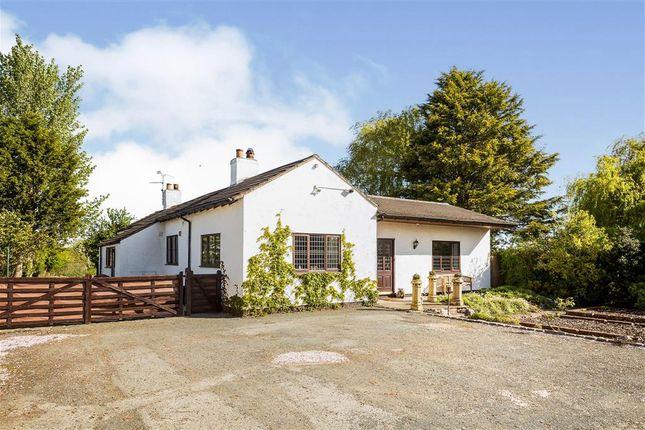 Thumbnail Detached bungalow for sale in Bretton Lane, Bretton, Chester