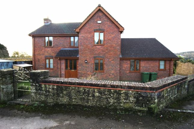 Thumbnail Detached house for sale in Woodend Road, Harrow Hill, Drybrook