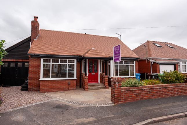 Thumbnail Detached bungalow for sale in 8 Norley Close, Cadderton