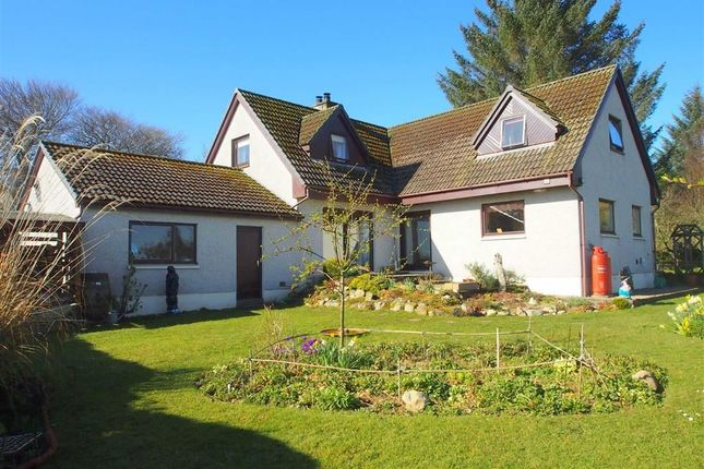 Thumbnail Detached house for sale in Uisge-Beatha, Tarlogie Road, By Tain, Ross-Shire