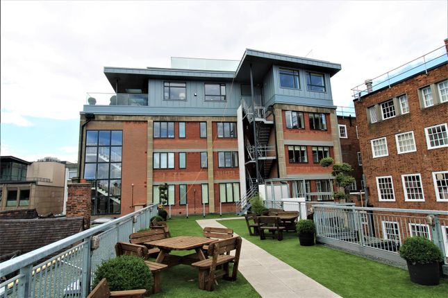 Thumbnail Flat for sale in The View, Crown House, Shrewsbury