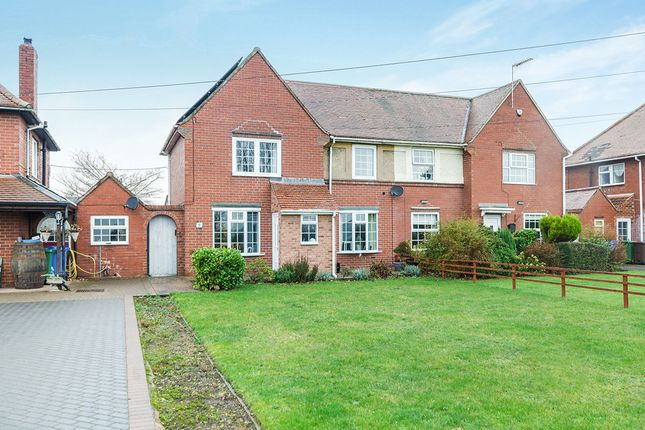 3 bed semi-detached house for sale in Costhorpe Villas Doncaster Road, Costhorpe, Worksop