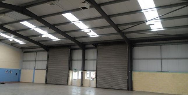 Industrial to let in Bulwark Industrial Estate, Bulwark, Chepstow